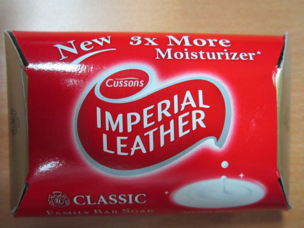 Cussons Imperial Leather Original Rich Creamy Lather 3 X Ivory Bars Body Soap
